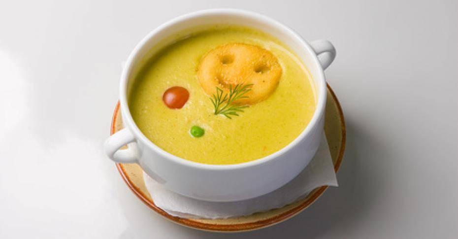 Гороховый суп-пюре. как варить гороховый суп-пюре: рецепт