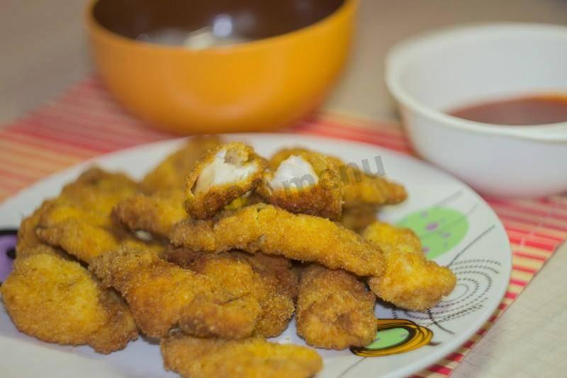 Кляр для курицы: рецепты