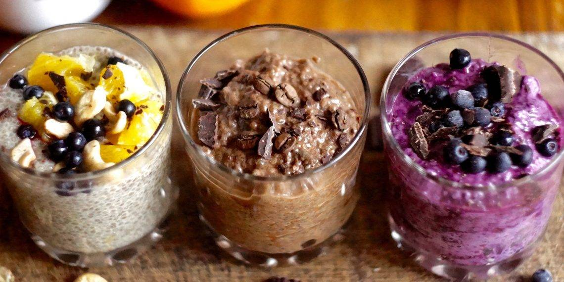 Чиа-пудинг – рецепты с клубникой, бананом, шоколадом и с другими добавками