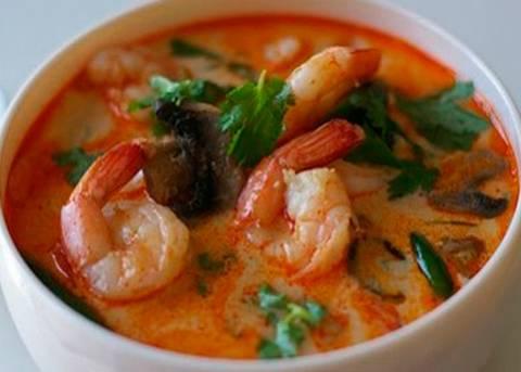 Острый суп том ям: 5 рецептов на любой вкус :: «живи!»