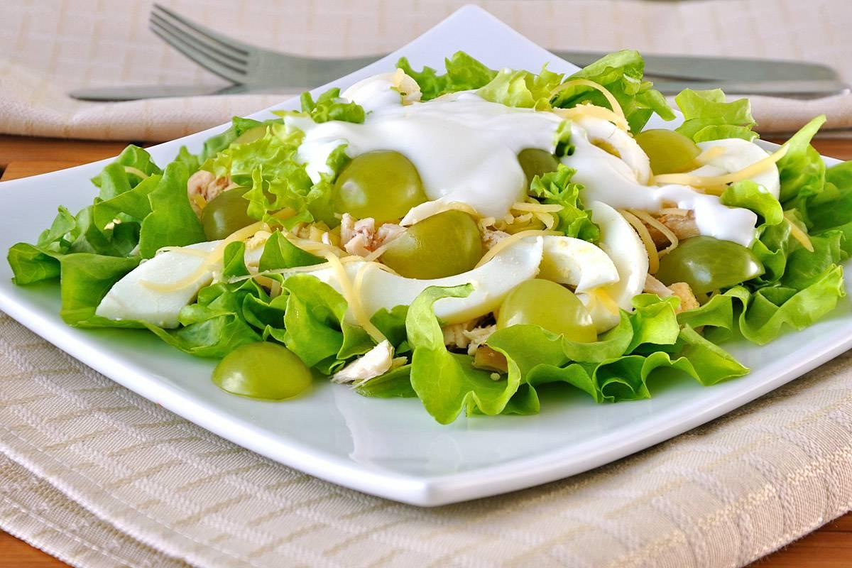Рецепт салата с курицей - простой и вкусный с фото: топ 7