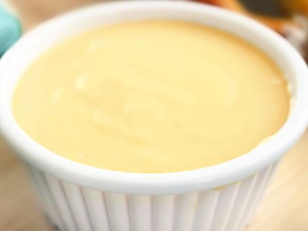Сырный соус к блинчикам