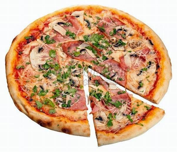Пицца с колбасой и сыром – 5 пошаговых рецептов приготовления теста для пиццы и начинки