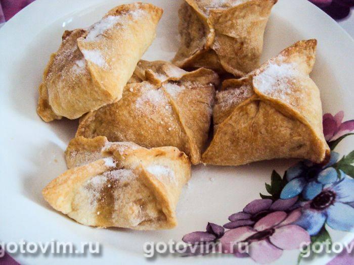 Как приготовить вкусные пирожки с печенью по пошаговому рецепту