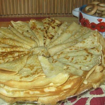 Как приготовить французские блинчики рецепт крепов
