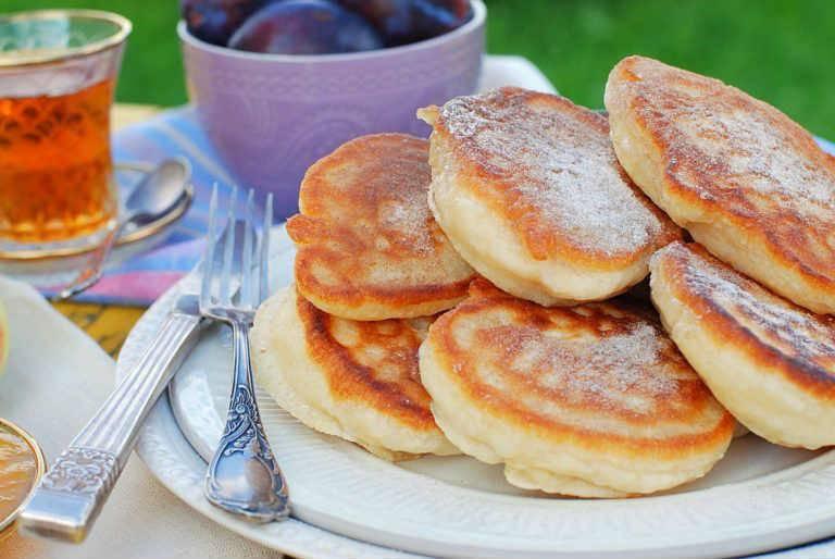 7 рецептов вкусных толстых блинов