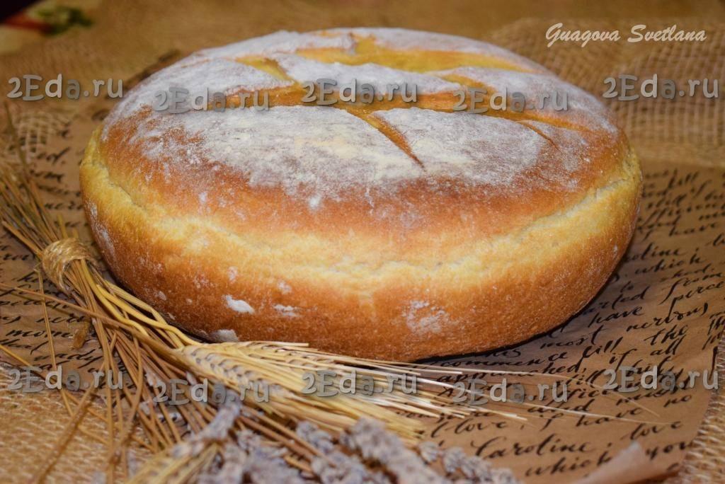 """Хлеб """"без замеса"""""""
