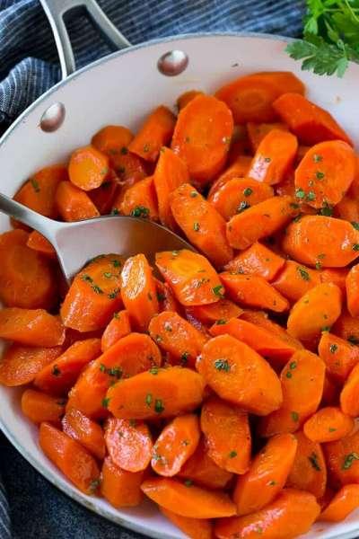 Морковь - рецепты