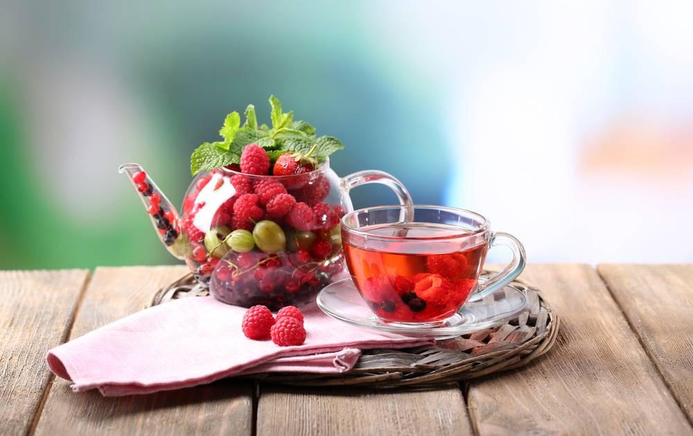 Лучшие рецепты холодного чая