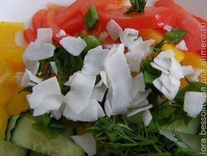 10 салатов за 5 минут — быстро, вкусно, сытно