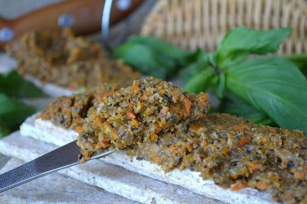 Грибная икра: вкусные и простые рецепты