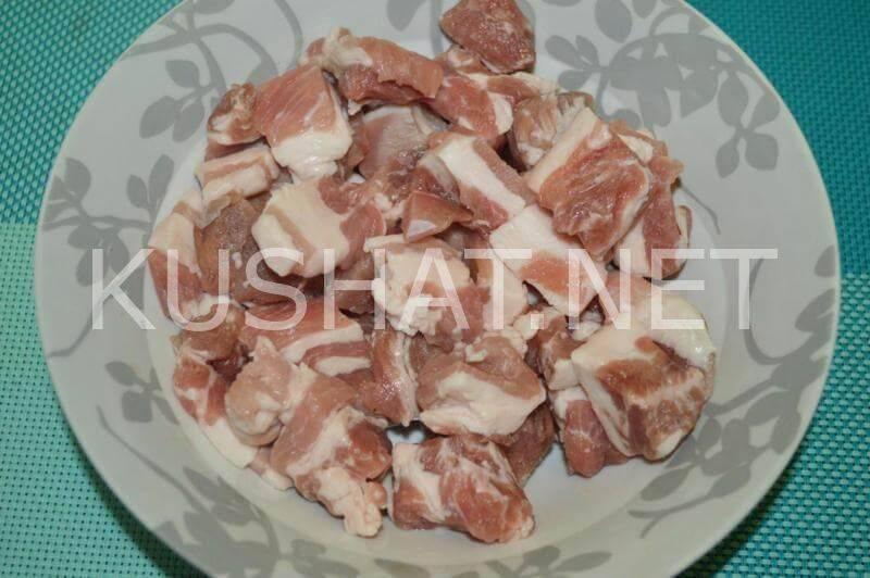 Свинина с шампиньонами - 75 домашних вкусных рецептов приготовления