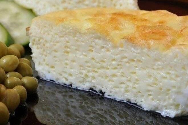 Омлет с брокколи и сыром в духовке: рецепт с фото - onwomen.ru
