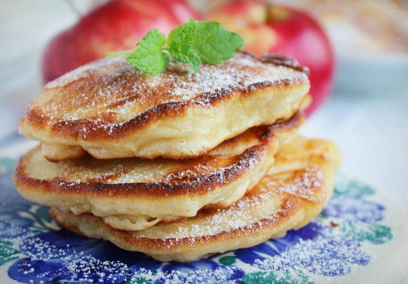 Оладьи с яблоками - лучшие способы сделать простое блюдо восхитительно вкусным!