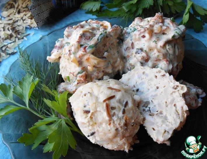 Закуска сырные ежики. закуска «сырные ежики ежики из фарша с сыром