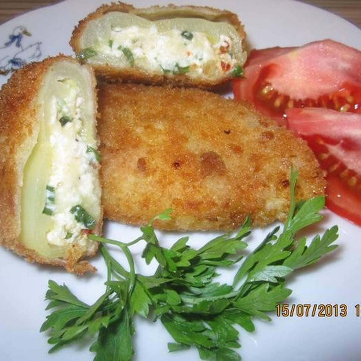 Чушка бюрек с помидорно-сырной начинкой рецепт с фото