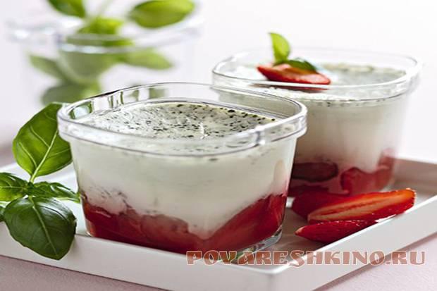 Домашний йогурт - рецепты