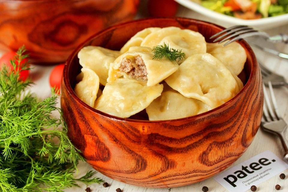 Рецепты пельмени с говядиной