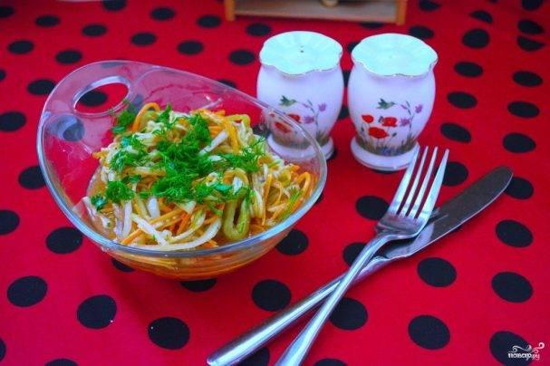 Кабачки по корейски быстрого приготовления - лучшие рецепты пикантной закуски