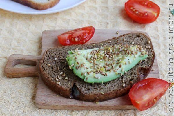 Изумительные бутерброды с авокадо на завтрак от Гордона Рамзи
