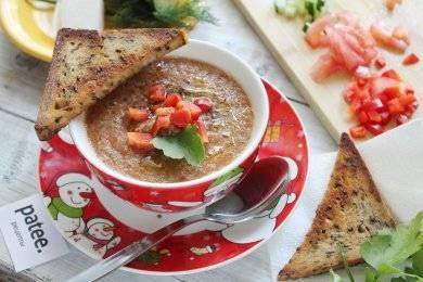 Гаспачо — рецепт холодного супа из горячей андалусии