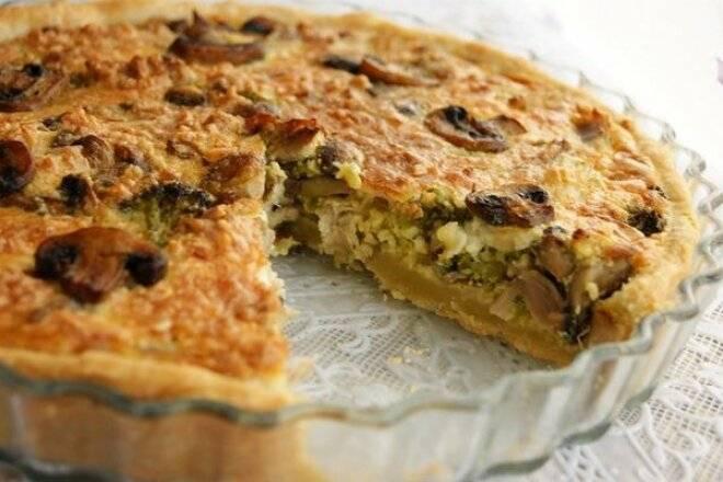 А вы умеете готовить пирог лоранский? рецепты блюда