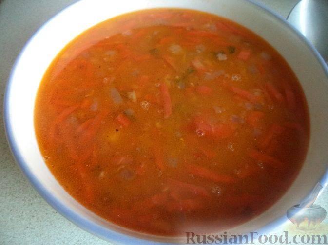 Итальянские супы