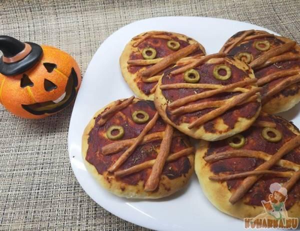 Закуски на хэллоуин рецепты легкие