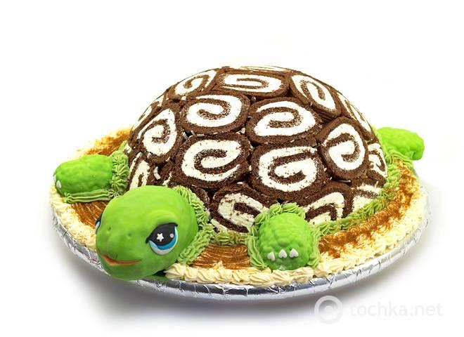 "Торт ""черепашка"""