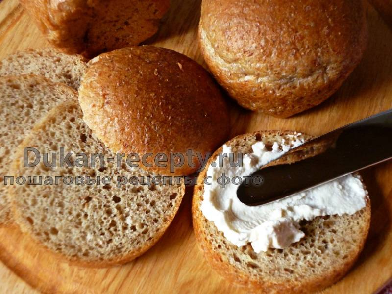 Хлеб по дюкану в мультиварке