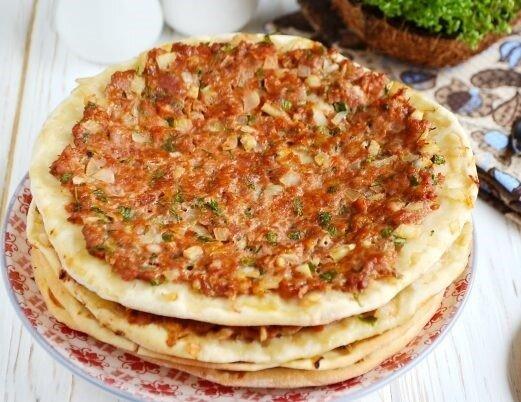 Армянская лепешка: рецепт и фото
