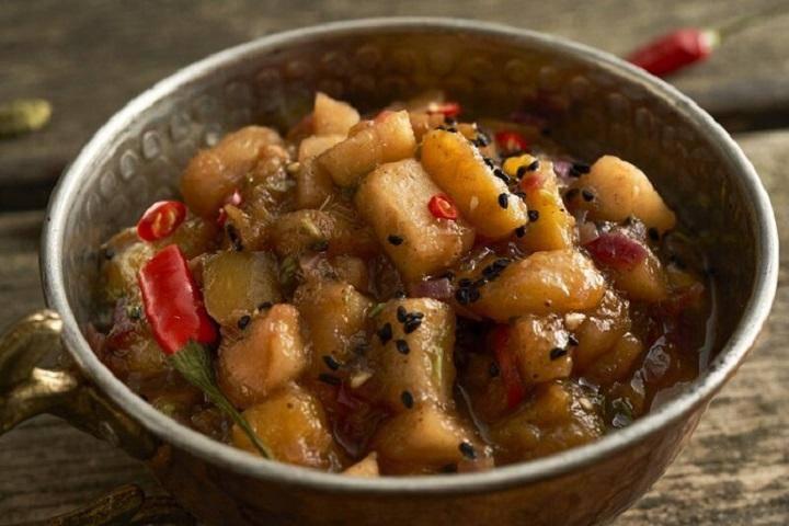 Чатни. рецепт приготовления индийского блюда.