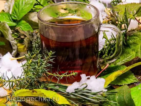 Ферментация листьев яблони: делаем вкусный яблоневый чай