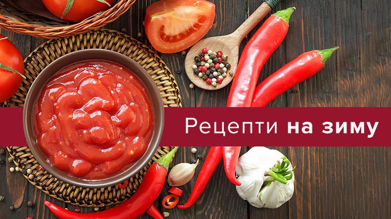Аджика из перца и чеснока без варки: рецепт с фото, секреты приготовления