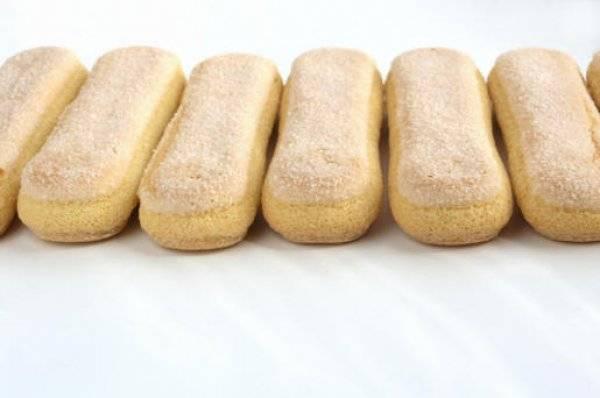 Печенье савоярди рецепт  классический, как приготовить дома