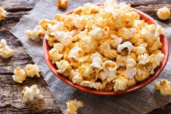 Домашний попкорн: готовим знаменитую воздушную кукурузу дома
