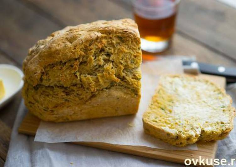 Ржаной хлеб на пиве с тмином