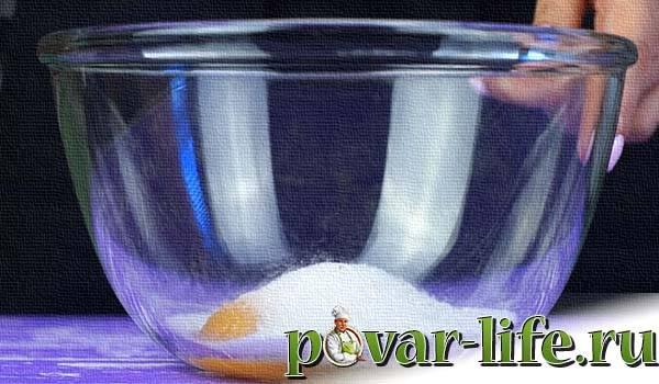 Бисквит за 3 минуты в микроволновке