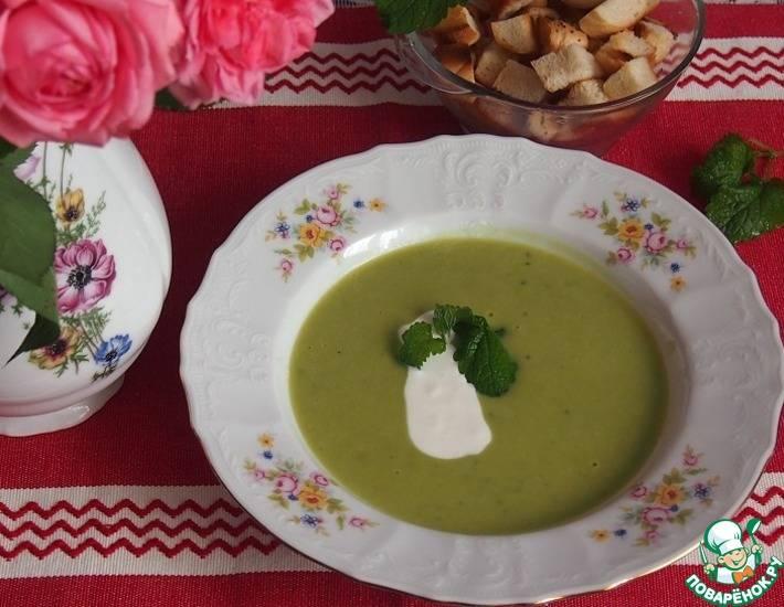 Рецепт: салаты с зеленым горошком