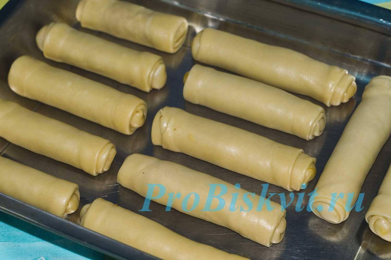 Вэрзэре (молдавские пирожки с квашеной капустой)
