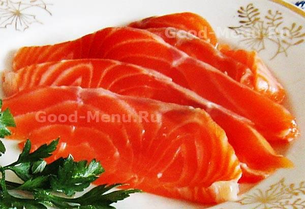 Как засолить красную рыбу — 8 рецептов в домашних условиях