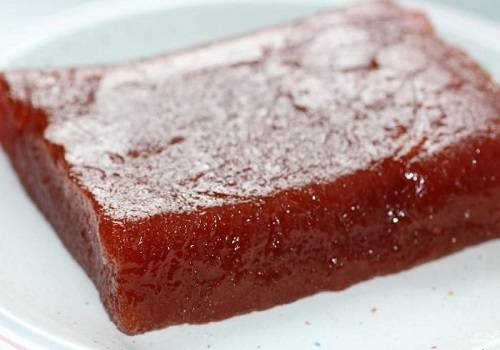 Постное печенье с мармеладом рецепт с фото