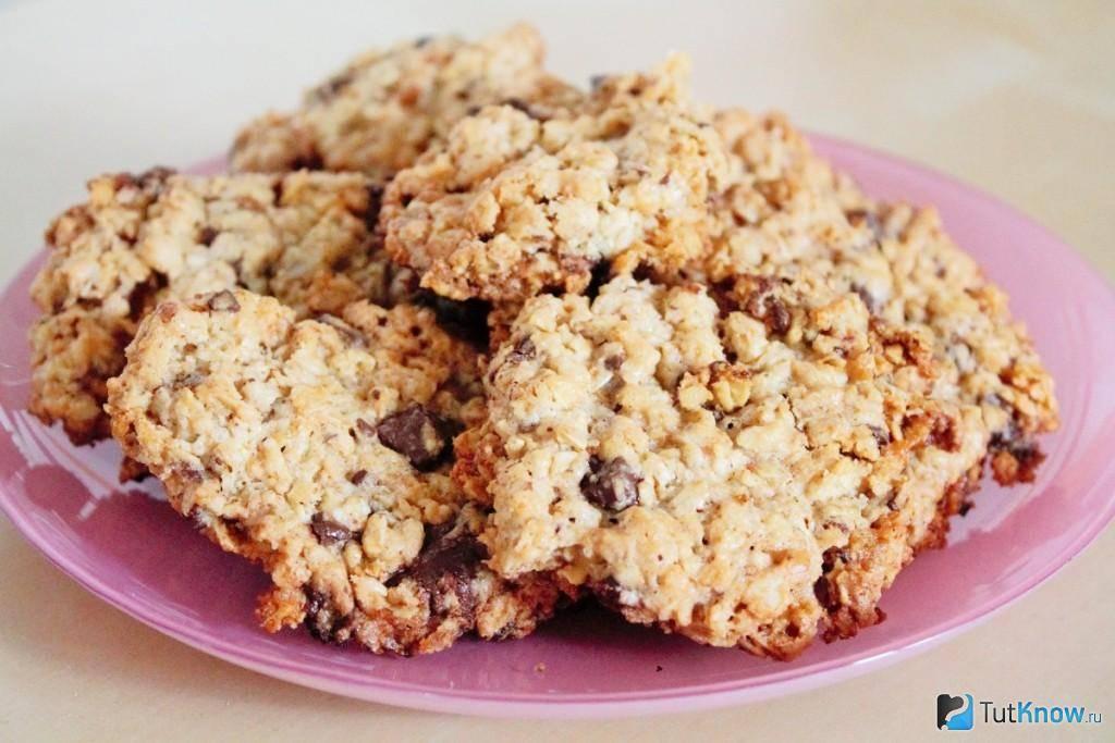 Печенье без яиц - рецепты овсяного, песочного, творожного и шоколадного лакомства