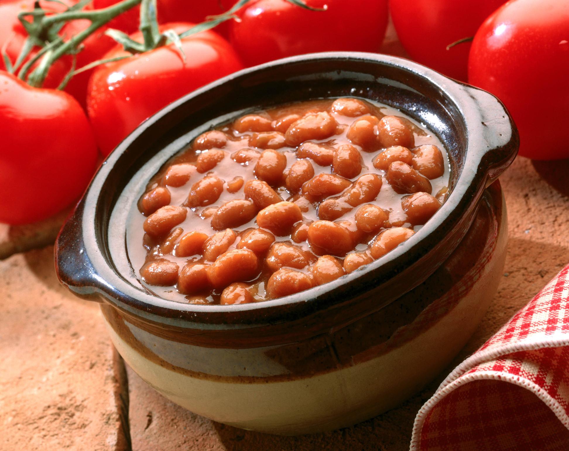 Фасоль с овощами в томатном соусе - 11 пошаговых фото в рецепте