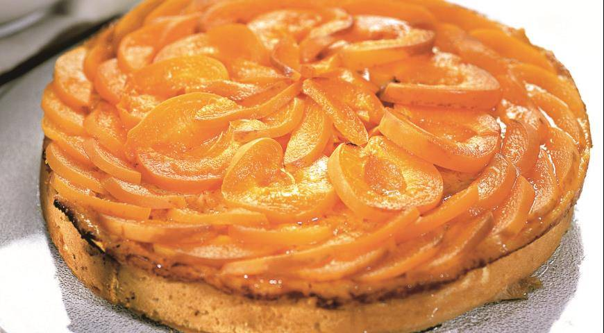 Пирог с абрикосами: 4 рецепта |