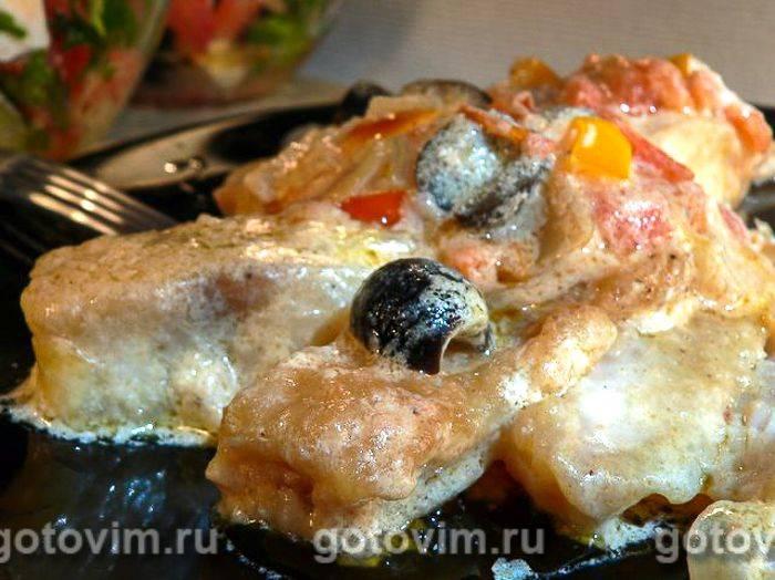 Филе пангасиуса в кляре - 8 пошаговых фото в рецепте