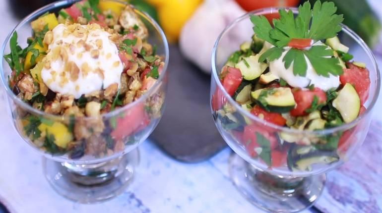 Гости на пороге: готовим самые вкусные салаты за 5 минут