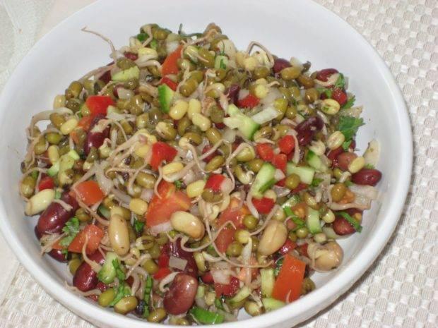 Рецепт с проросшей пшеницей: смузи с черникой и бананом — тутвкусно! ru