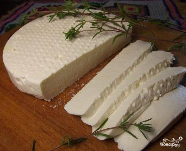 Пошаговый рецепт приготовления адыгейского сыра в домашних условиях