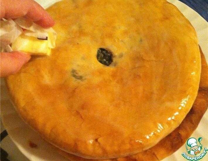 Осетинские пироги/ рецепты с пошаговым фото
